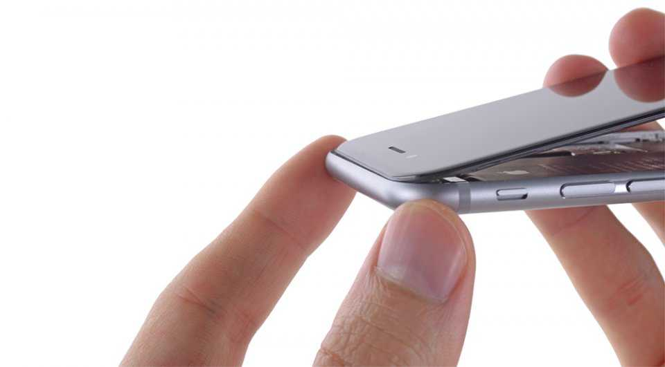iPhone 6 без дисплея | PlanetIPhone