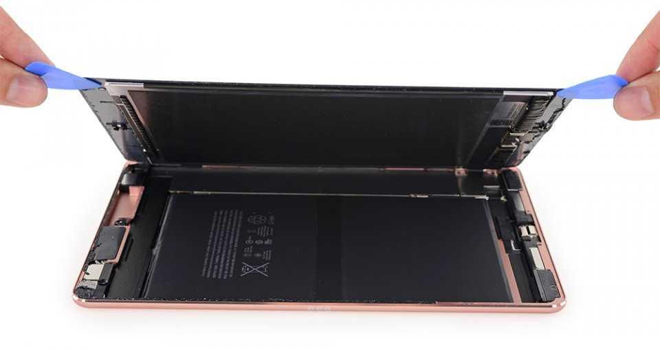 Ремонт iPad Pro в СПб