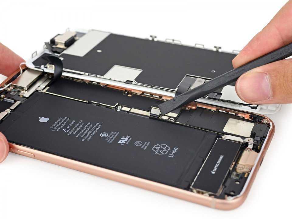 сколько стоит замена стекла на iphone 8 plus