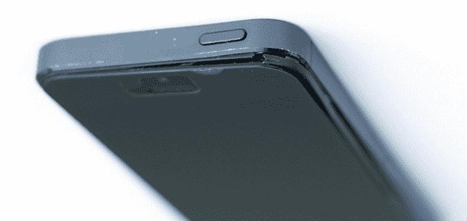 Что делать если отходит экран на айфон 6