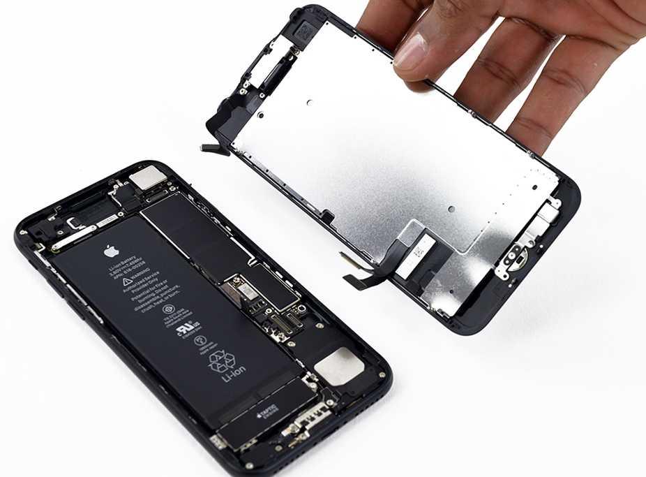Картинки по запросу замена стекла iphone 7