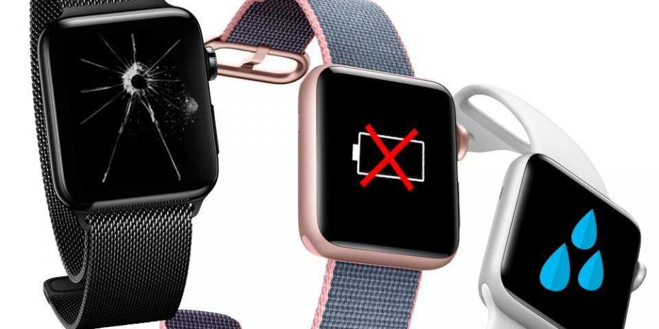 ремонт apple watch в казани