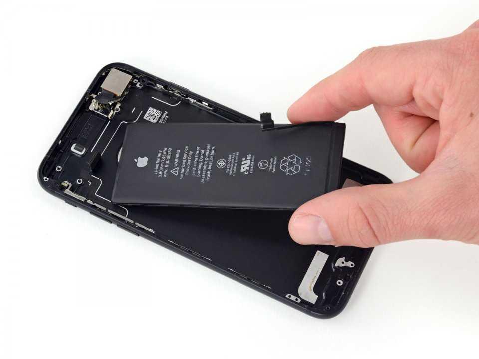 Извлечение аккумуляторной батареи | PlanetiPhone