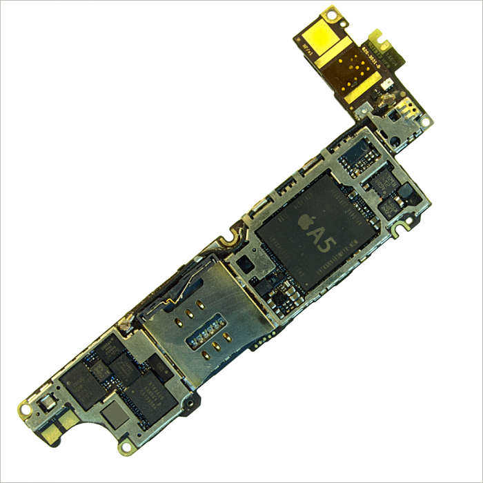 замена процессора в iphone 4s
