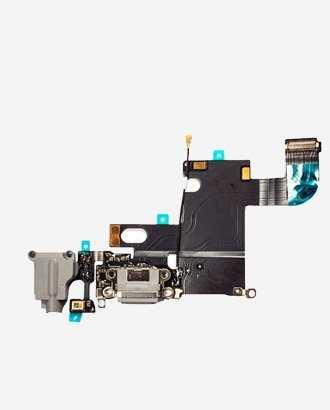 ремонт гнезда зарядки айфона 6