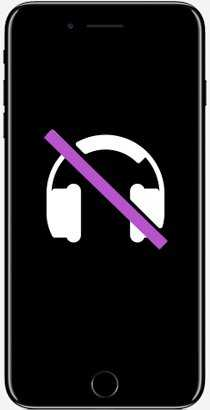 Нет звука в наушниках IPhone  Расскажем причины 54ec819e46369