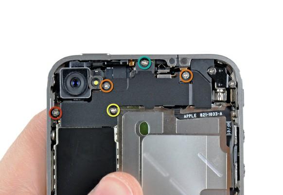 Замена камеры iphone 4 сервисный центр toshiba ремонт sony